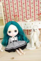 [Blythe] Factory Girl