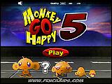 讓小猴子開心5(Monkey GO Happy 5)