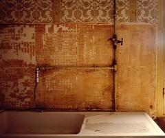 Archeology (Philippe Yong) Tags: 120 mamiya film analog mediumformat sink burgundy rangefinder analogue 6x7 bourgogne archeology 80mm mamiya7ii moyenformat 7ii fujiprovia400x salmaise philippeyong wwwpyphotographyfr