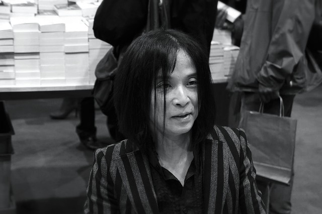 Hitonari Tsuji at SALON DU LIVRE