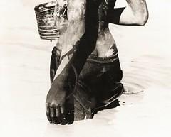 SCAN0155 (Francis Cardinal) Tags: africa people bw film darkroom african ghana westafrica grainy mali