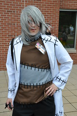 120331-1033 NashiCon (WashuOtaku) Tags: anime cosplay southcarolina columbia frankenstein 2012 souleater nikond90  nashicon columbiametropolitanconventioncenter
