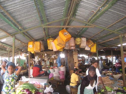 Gambian Market