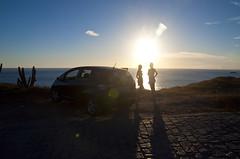 Arraial do Cabo, Rio de Janeiro, Brasil (@giovanicordioli   gmcordioli@gmail.com) Tags: ocean sunset sea summer brazil sky beach nature water car brasil riodejaneiro paradise silhouettes arraialdocabo girs