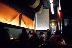 Interior (thewanderingeater) Tags: nyc dinner manhattan tribeca kori koreancuisine korirestaurant