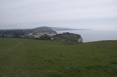 Freshwater Bay - 4 (tame_alien) Tags: uk england unitedkingdom isleofwight tennysondown
