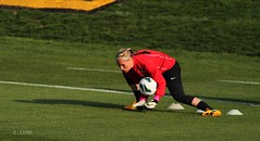 Ashlyn Harris - 5 (ssandralunaa) Tags: sports photography action soccer uswnt skybluefc nwsl washingtonspirit
