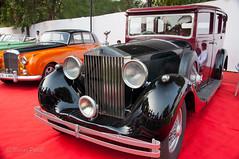 Rolls Royce.jpg (NP Photo2010) Tags: india colors vintage iso200 nikon asia rollsroyce classiccars gujarat vadodara 2015 d90 manualexposure westernindia 1801050mmf3556