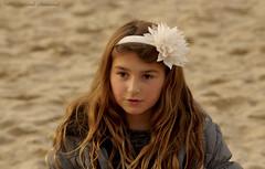 Portrait (Natali Antonovich) Tags: portrait childhood seaside belgium belgique belgie seagull oostende seashore seasideresort belgiancoast seaboard