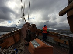 Sailing with Norlsi (purkil) Tags: sailing faroeislands thorshavn trshavn norlsi