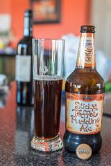 Beer Series (WarpFactorEnterprises) Tags: beer dark spring brewers sticky ale pudding craft wells series toffee microbrewery 2016