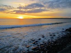 2015 Lahinch - Last Night in Ireland (murphman61) Tags: ocean county ireland sunset sea bay coast clare waves dusk atlantic ire anclr anchlir wildatlanticway