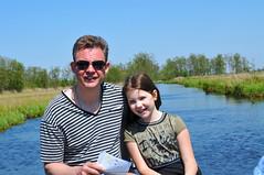 Giethoorn, The Netherlands (Gerry van Gent) Tags: houses holland architecture 50mm boat nationalpark outdoor nederland thenetherlands canals serene nl friesland overijssel giethoorn sigma1020mm veniceofthenorth wieden nikor50mm nikond300s weerribbenwieden nikor1685
