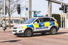 Police Service Northern Ireland - Vauxhall Antara (Agent Tyler Durden) Tags: police policecar emergency vauxhall 999 antara emergencyvehicle psni emergencyservice vauxhallantara policeservicenorthernireland