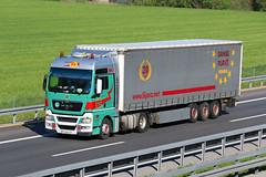 MAN TGX 18.540  Daniel Fijavz (karl.goessmann) Tags: man a3 trucks slovenija stranice tgx18540 danielfijavz