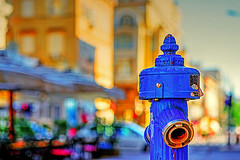 Fire hydrant (Matja Skrinar) Tags: 100v10f rijeka sigma105mm bokehwhores