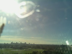 Sydney 2016 May 20 14:03 (ccrc_weather) Tags: sky afternoon outdoor sydney may australia automatic kensington unsw weatherstation 2016 aws ccrcweather