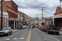 Virginia City, NV - C Street - 2016 (tonopah06) Tags: downtown nevada nv virginiacity cst comstock 2016 cstreet