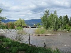 MIssion Creek (jamica1) Tags: canada creek bc okanagan columbia mission british kelowna