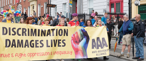PRIDE PARADE AND FESTIVAL [DUBLIN 2016]-118073