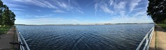 Good Morning Hains Point (Mr.TinDC) Tags: panorama river panoramas dca nationalairport potomacriver reagannational hainspoint