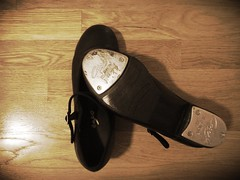 Riverdance Tap Shoes (misslaurenpick) Tags: riverdance tap dance tapdance danceshoes tapshoes capezio dancer tapdancer photography dancephotography shoe footwear indoor