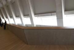 Ribbon Windows (jonnydredge) Tags: london art architecture concrete design nikon tate tatemodern galleries herzogdemeuron membersday switchhouse moderneccentrics