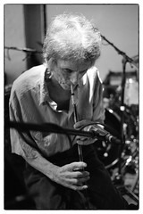 John Butcher/Terry Day/Elaine Mitchener/David Toop @ Cafe Oto, London, 18th June 2016 (fabiolug) Tags: leica blackandwhite bw music london monochrome 35mm blackwhite concert live gig livemusic performance rangefinder summicron improvisation improv monochrom biancoenero dalston quartet davidtoop leica35mm johnbutcher leicam 35mmsummicronasph leicasummicron summicron35mmf2asph terryday 35mmf2summicronasph cafeoto summicronm35mmf2asph elainemitchener mmonochrom leicammonochrom leicamonochrom unpredictableseries alterationsfestival