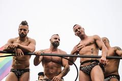 Roma Pride 2016 6 (blu69) Tags: roma gay pride 2016 italia italy rome muscle bear salvatore martinez