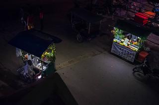 Street Vendors - Siem Reap, Cambodia