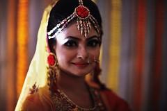 TASHFIA (N A Y E E M) Tags: tashfia bride portrait latenight gayeholud wedding street nmuhammad conventionhall chittagong bangladesh availablelight