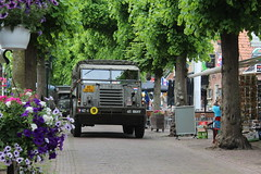 "1958 DAF YA 328 ""Dikke Daf"" (Davydutchy) Tags: netherlands truck army ride military may nederland hobby voiture 328 lorry vehicle frise rit heer convoy paysbas ya friesland hercules armee leger niederlande militr daf reenacting lkw 2016 frysln militair frisia rondrit langweer tocht langwar kolonne ya328 dikkedaf poidslourd legervoertuig legergroen"
