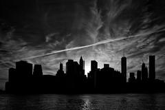 US-NY Brooklyn - Manhattan Skyline 2015-06-07 (N-Blueion) Tags: