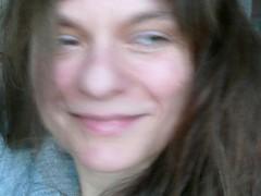 smile (die varga) Tags: portrait augen nase mund selbst haare