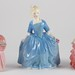 406. Group of (3) Vintage Royal Doulton Figures of Young Girls