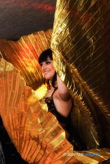 (Lorenzo Tombola) Tags: portrait butterfly dance ballerina danza dancer bellydance ritratto danzadelvientre danzadelventre bauchtanz  danseduventre nikond80   danzaorientale alidiiside virginiaconti