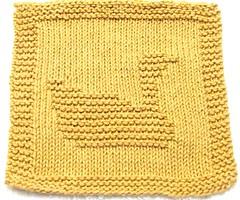 Knitting Cloth Pattern - GOOSE - PDF (Easy Care Baby Knits, LLC) Tags: bunny babies piano goose maternity dishcloth pdf easy knitted cloth carrier beginners washcloths knittingpatterns childrenphotography knittingpodpattern ezcareknits