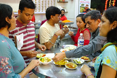 chaat! (Shreyans Bhansali) Tags: family food india parents bombay mumbai anoop manju shipra basant bhansali chaat vijaykumar