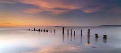 Berrow Sands (peterspencer49) Tags: seascape southwest reflections evening movement somerset coastline oceanview seaview coastalpath westcountry southwestcoast bristolchannel brean berrow seascene somersetcoast berrowsands 5dmkll peterspencer beachseaview peterspencer49