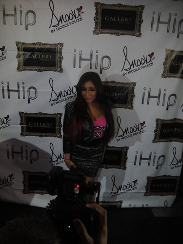 CES 2012 - Jersey Shore's Snooki at the iHip party