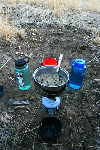 Slaughter Canyon Oatmeal