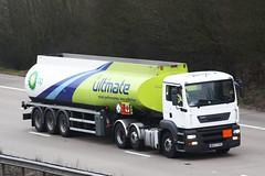 ERF ECX BK07 CFO (gylesnikki) Tags: white bp artic tanker