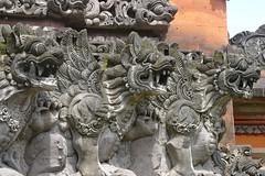 Three Lions (Keith Mac Uidhir 김채윤 (Thanks for 4m views)) Tags: bali sculpture art statue stone indonesia asian religious island temple asia asien view photos south religion pillar lion statues pg east lions asie ornate 寺院 hindu indonesian templo aasia asya á hindi indonesië indonesien tempel intricate balinese azia azië 寺庙 بالي ásia indonésia インドネシア indonésie معبد 亚洲 バリ島 亞洲 châu indonezja 巴厘岛 印度尼西亚 인도네시아 발리 아시아 사원 endonezya آسيا востраў ázsia азия indonesya ινδονησία indonézia indonezia μπαλί ασία เทวสถาน बाली балі ringexcellence индонезиэ азиэ બાલી