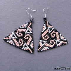 sergi-earrings (1) (27anabel) Tags: beads earrings beadwork