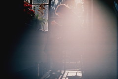 . (anna gawlak) Tags: blue autumn light film cup analog tea kodak fd canont70 gawlak