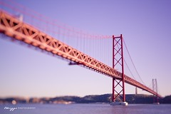 the {bridge} to the other side (Hello Twiggs) Tags: bridge red river lisbon engineer tagusriver travelphotography twiggsphotography