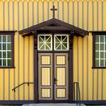 Entrance Bethlehem Church Kiel