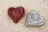 Hearts in Bermuda (skipin2insanity) Tags: ocean beach glass hearts sand bermuda pint tuckerspoint dockyardglass