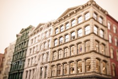new york {architecture} (twiggs // catching up!) Tags: red newyork green architecture beige brownstones christmasinnewyork twiggsphotography