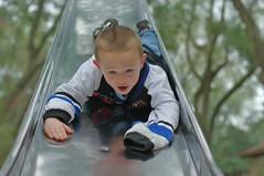 K20D8639 (wfpowell) Tags: playground kids fun pentax slide grandchildren chldren